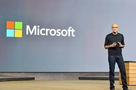 Microsoft CEO, Satya Nadella (Indian origin)