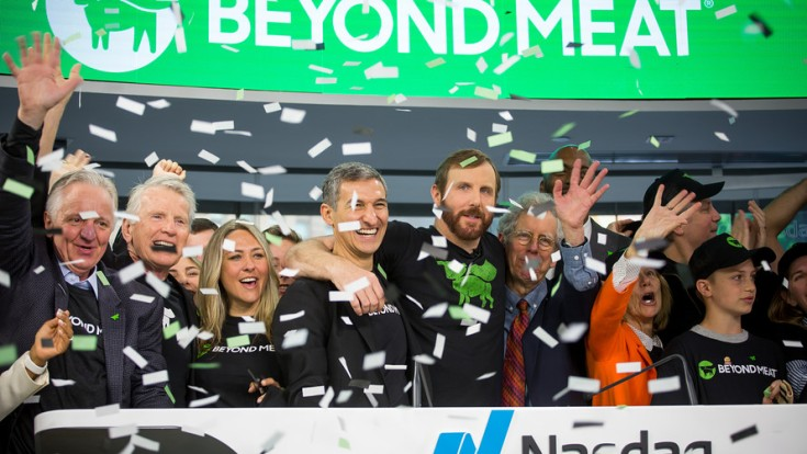 Beyond meat IPO (marketwatch)